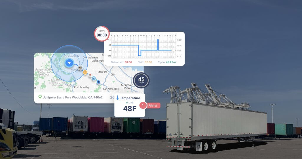 TruckX Asset tracking and best ELD