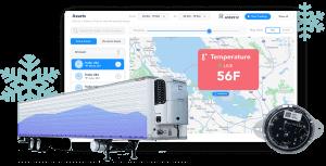 temperature & humidity sensor from TruckX